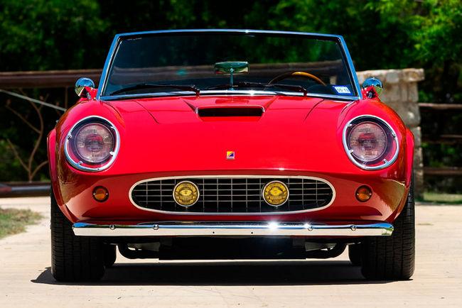 La Ferrari de Ferris Bueller aux enchères