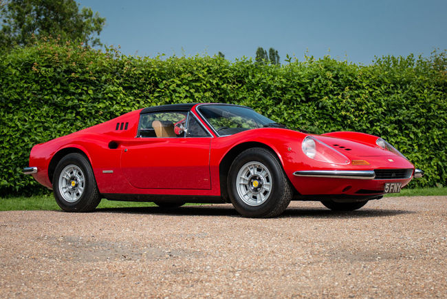 Silverstone Auctions : meeting réussi à Silverstone Classic