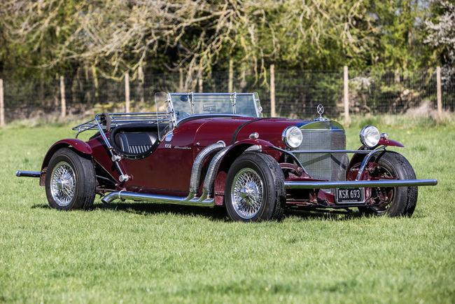 Silverstone Auctions : voitures de stars et modèles insolites à Heythrop