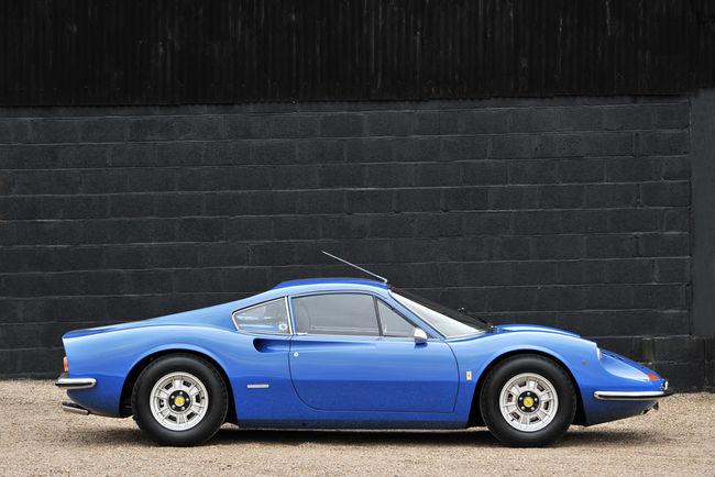Silverstone Auctions : Ferrari Dino 246 GT Coupé