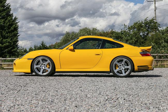 Silverstone Auctions : deux modèles RUF sur la vente Porsche