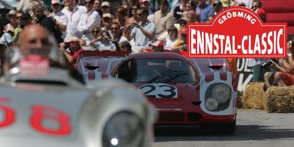 La Ennstal-Classic change de vitesse