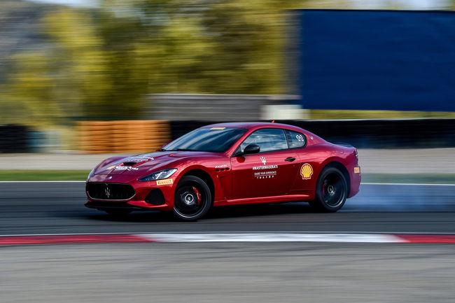 Entrez en piste avec le programme Maserati Master