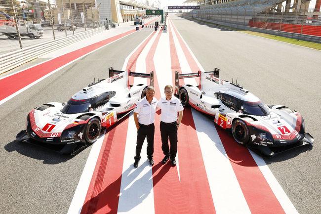 Fritz Enzinger nommé Directeur Motorsport du Groupe VW
