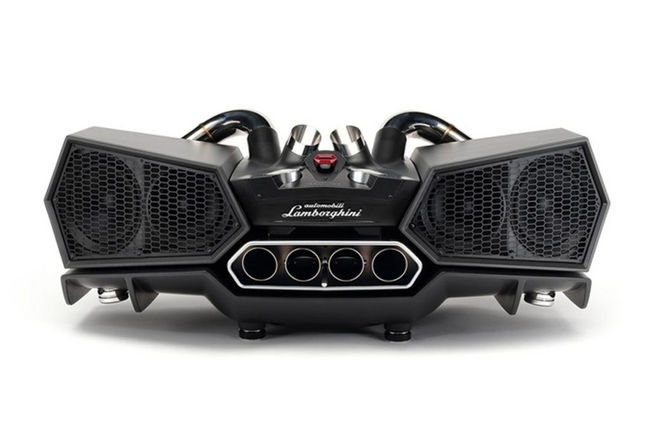 Station d'accueil Esavox Lamborghini