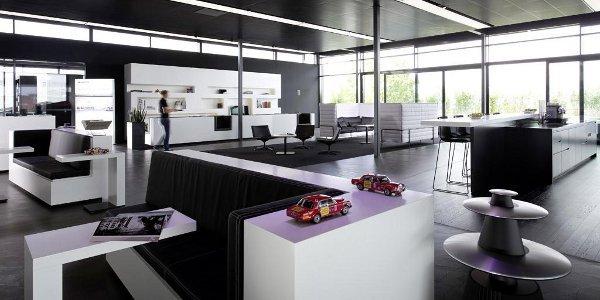 Nouvel espace d'accueil chez AMG