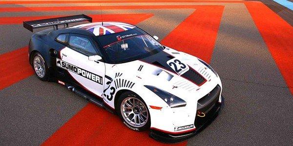 Essai Nissan GT-R GT1