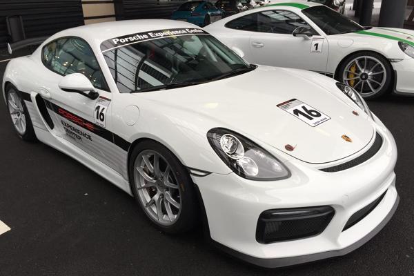 5ème édition d'Exclusive Drive au Mans