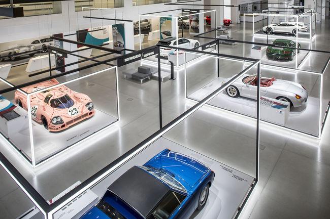 Exposition : Porsche fête ses 70 ans à Berlin