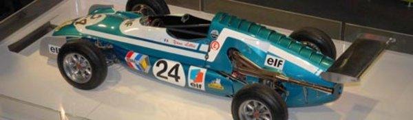 Exposition Alpine à l'Atelier Renault
