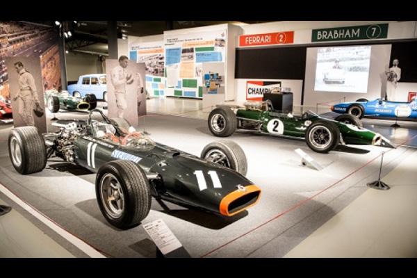Le GP de France de F1 1967 à l'honneur au Musée des 24 Heures
