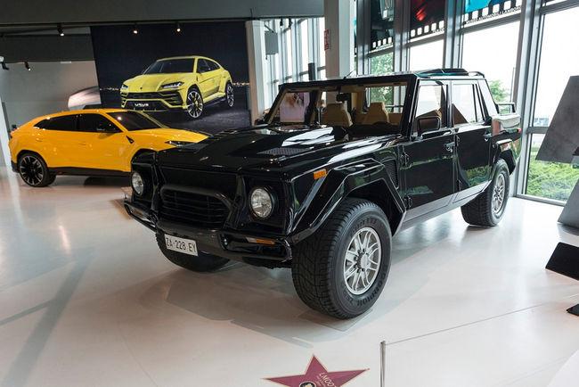 Exposition : Lamborghini fait son cinéma
