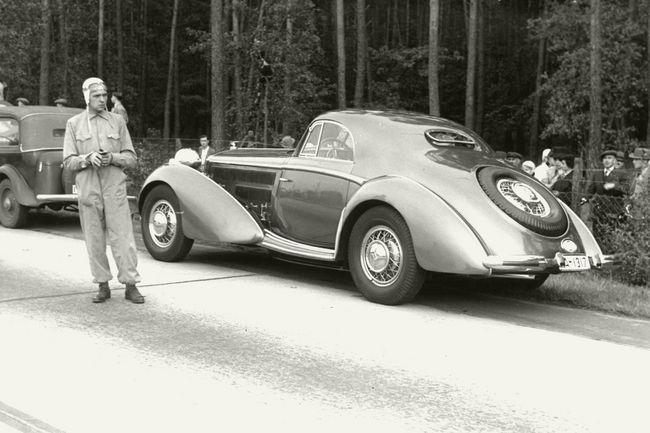 Audi expose ses coupés à l'Audi museum mobile