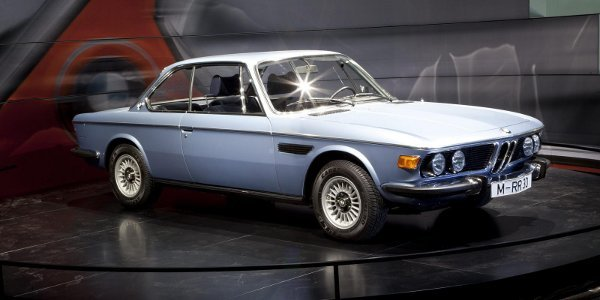 Musée BMW: exposition The Line of Beauty