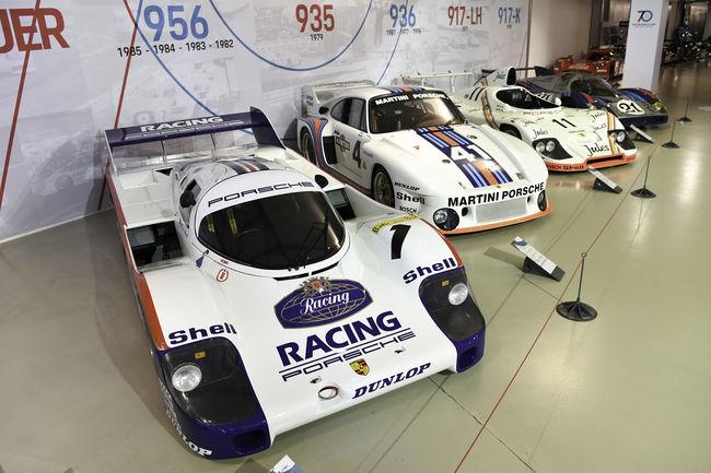 L'exposition « Porsche at Le Mans » inaugurée