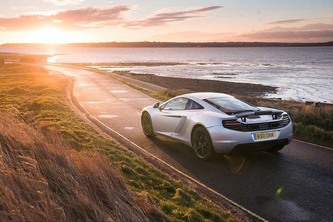 Extensions de garantie chez McLaren