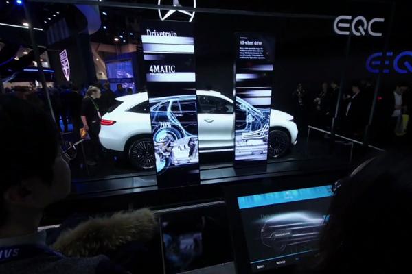 Extreme E Series : des SUV électriques en terrain extrême