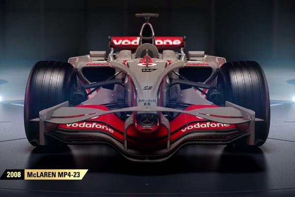 Jeu vidéo F1 2017 : les douze légendes dévoilées
