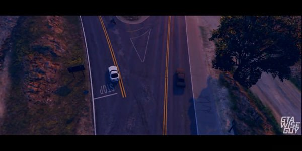 Fast and Furious 7 recréé dans GTA 5