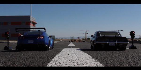Fast and Furious en voitures radio commandées