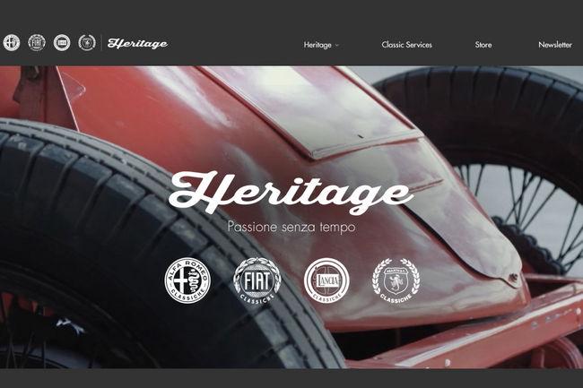 Rétromobile : une première pour FCA Heritage