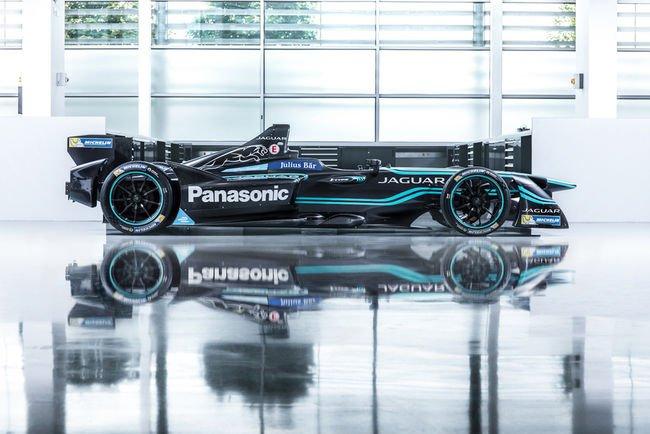 Formula E : Jaguar revient à la compétition avec la I-Type 1