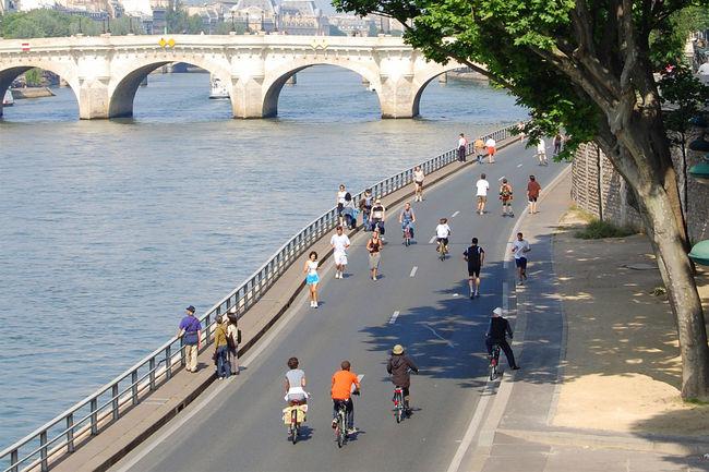 Fermeture des voies sur berges parisiennes : l'arrêté annulé