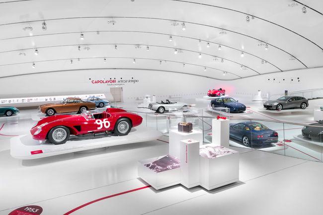 Nouvelle exposition au Musée Enzo Ferrari