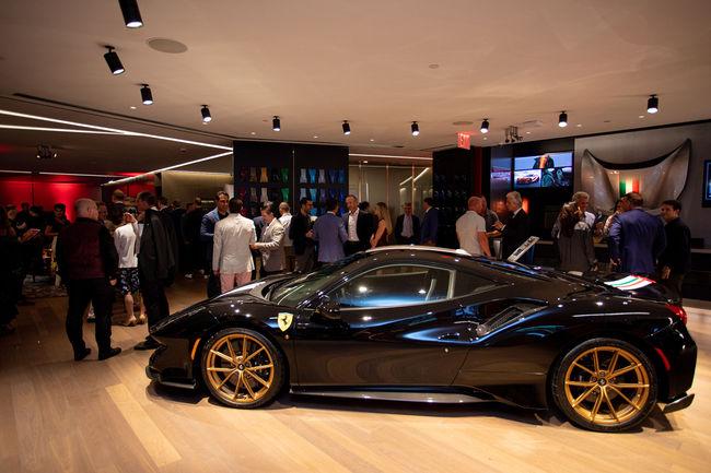 Ferrari inaugure un Tailor Made Center à New-York