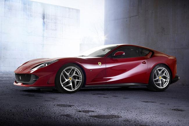 Ferrari : 15 nouveaux modèles d'ici à 2022