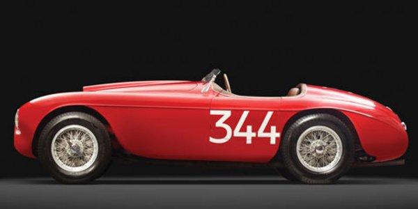 Une Ferrari 166 MM chez RM Auctions