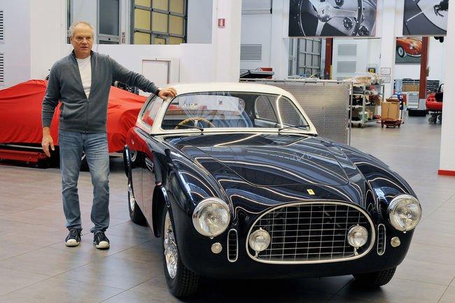 Une Ferrari 225E renait de ses cendres grâce à Ferrari Classiche