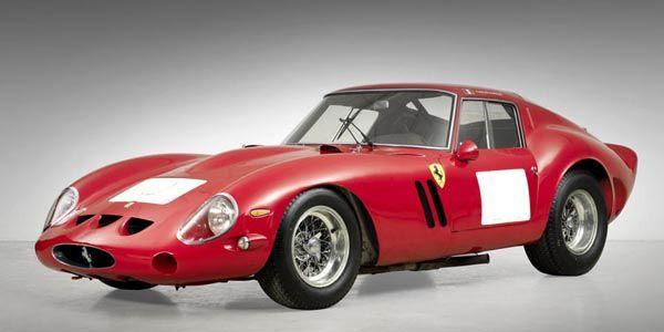 Une Ferrari 250 GTO en vente à Monterey