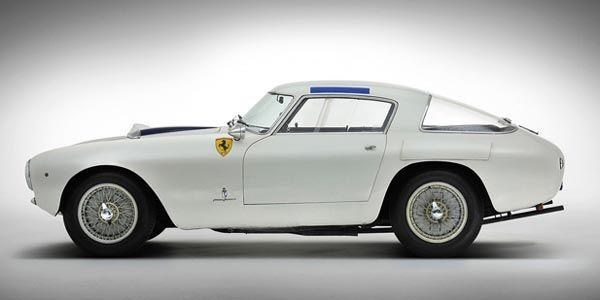 Une Ferrari 250 MM de 1953 aux enchères
