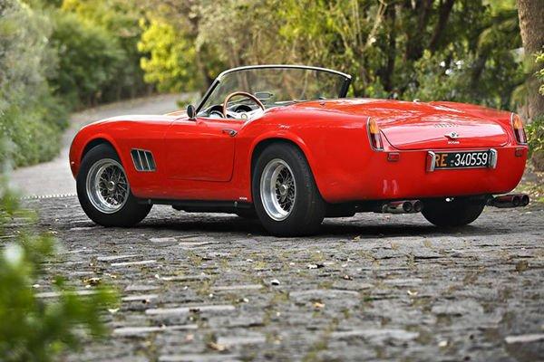 Gooding : une Ferrari 250 GT SWB d'exception à Amelia Island