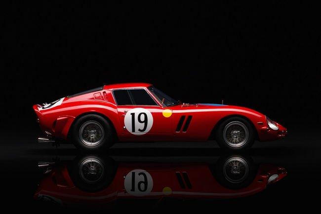 Miniature : Ferrari 250 GTO LM 1962 par Amalgam