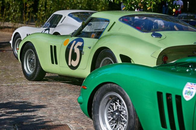 Ferrari fête le 55ème anniversaire de la 250 GTO