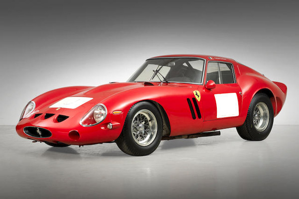 Vers une reproduction de la Ferrari 250 GTO ?