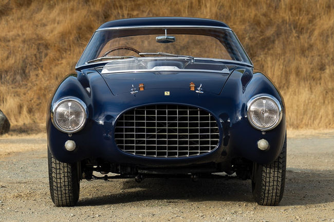 RM Sotheby's : Ferrari 250 MM Berlinetta 1953 by Pininfarina