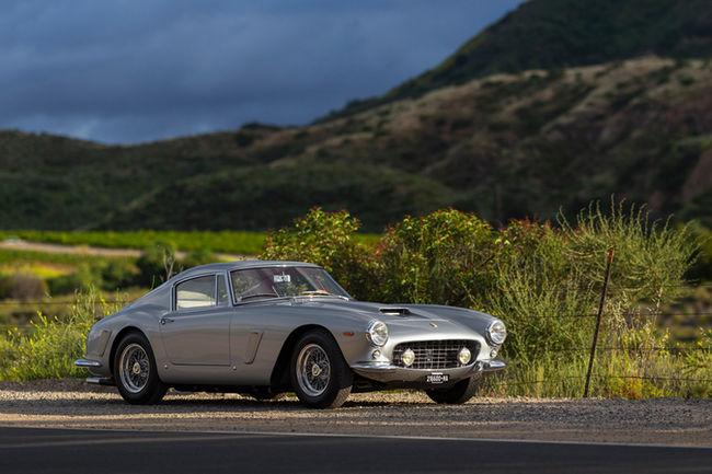 RM Sotheby's : exceptionnelle Ferrari 250 GT SWB Berlinetta à Monterey