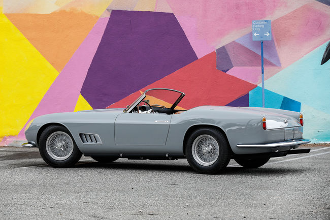 Gooding : Ferrari 250 GT LWB California Spider 1958