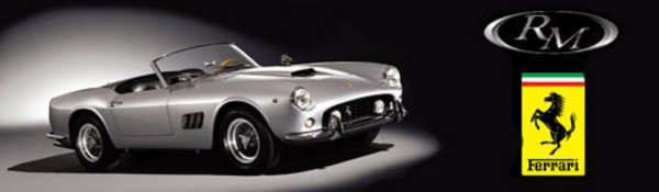 Deux 250 California Spyder à vendre !