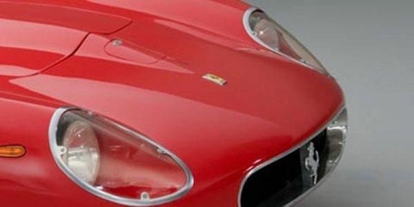 Une Ferrari 250 GTO chez RM