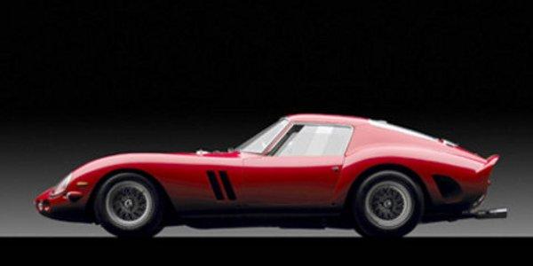 Ferrari 250 GTO à 14 millions d'euros