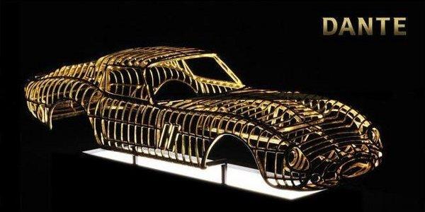 Dante revisite la précieuse 250 GTO