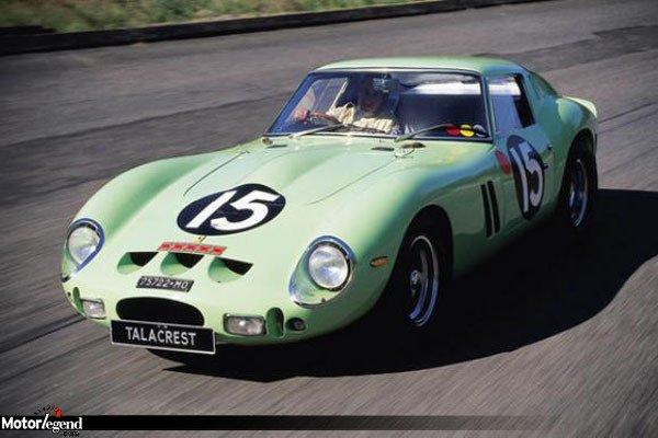 Prix record pour une Ferrari 250 GTO