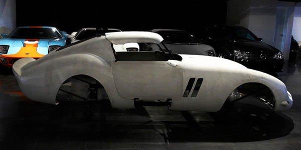 Une coque de Ferrari 250 GTO à vendre ?