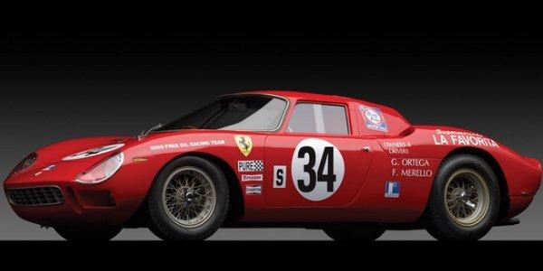 Une Ferrari 250 LM vendue 10,5 millions!