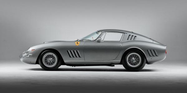 Une rare Ferrari 275 GTB/C Speciale aux enchères