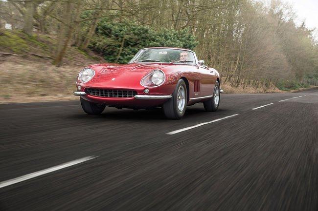 RM Sotheby's : une Ferrari 275 GTS/4 NART à Monaco